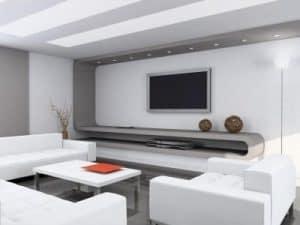 צביעת דירה היא מהפעולות הפשוטות והמשפיעות ביותר בעיצוב הבית