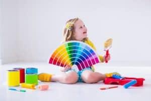 צביעת בית ובחירת צבעי