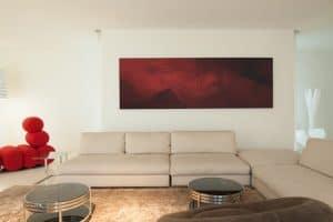 עיצוב הסלון ובחירת צבעים